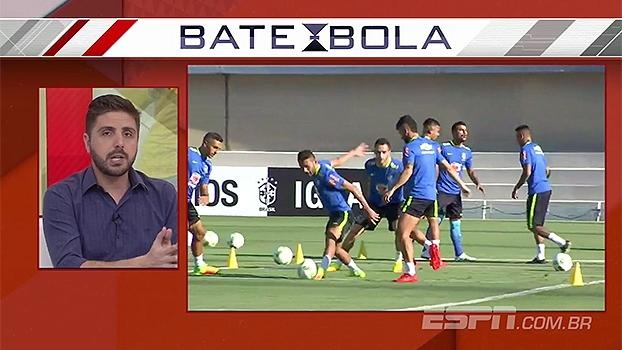 Nicola defende Neymar por ter escolhido Olimpíada em relação à Copa América