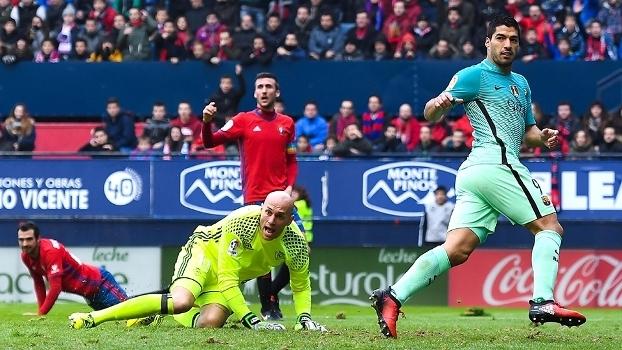 LaLiga: Gols de Osasuna 0 x 3 Barcelona