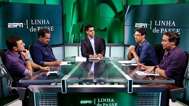 Mano Menezes é o técnico a ser batido em 2017? Assista ao debate do 'Linha de Passe'