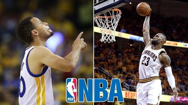 Cavs voando em casa, reação dos Warriors e pressão do jogo 6 em Oklahoma no 'NBA Countdown Brasil'