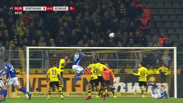 Bundesliga: melhores momentos de Borussia Dortmund 4 x 4 Schalke 04