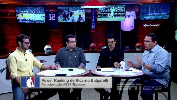Qual equipe está melhor, Warriors ou Celtics? Paulo Antunes e Ricardo Bulgarelli debatem
