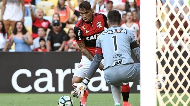 Brasileiro: Gols de Flamengo 1 x 1 Atlético-MG