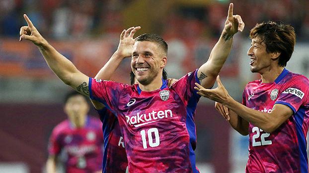3ba8a4971e14c Assista aos gols da vitória do Vissel Kobe sobre o Omiya Ardija por 3 a 1