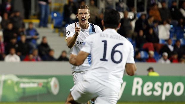 Champions League: Gols de Viktoria Pilsen 0 X 3 Manchester City
