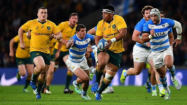 Australia ganha com folga e Argentina segue na lanterna no Rugby Championship