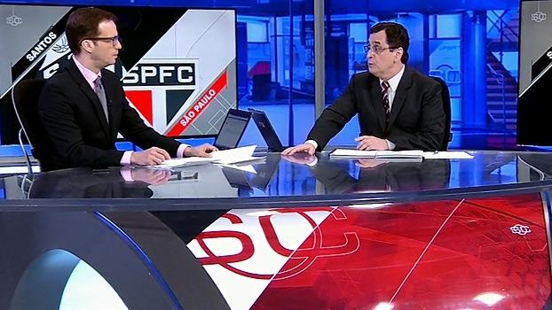 'O São Paulo vai ganhando uma cara', diz Antero