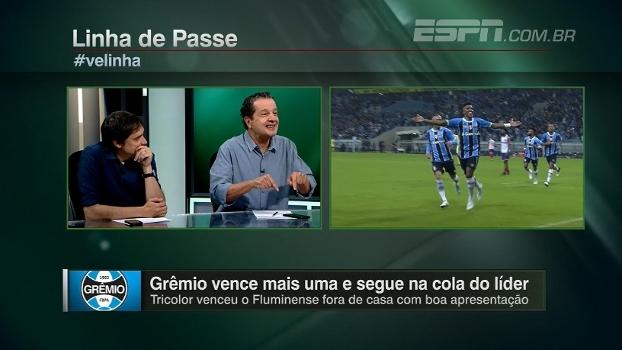 Juca explica mudança de postura de Renato Gaúcho e dá exemplo; veja