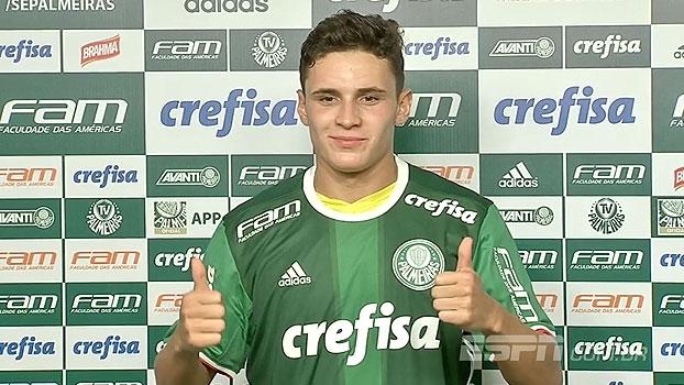 Apresentação de Raphael Veiga, chegada de Michel Bastos e mais no dia do Palmeiras