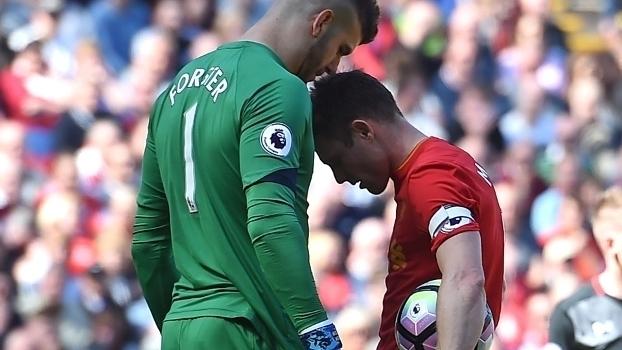 Veja os melhores momentos do empate sem gols entre Liverpool e Southampton