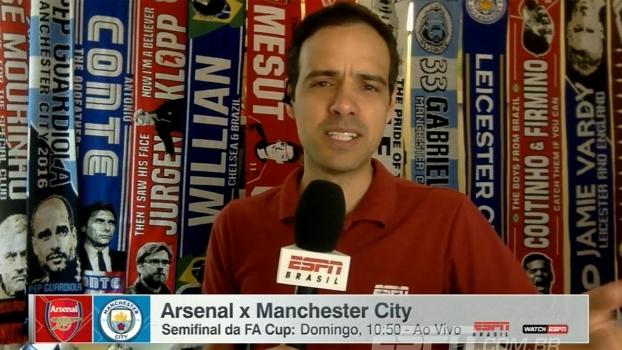 João Castelo Branco traz informações sobre recuperação de Gabriel Jesus no Manchester City