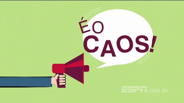 É O CAOS! Rômulo Mendonça narra título de Gabriel Medina em Portugal: 'Que esporte maravilhoso!'
