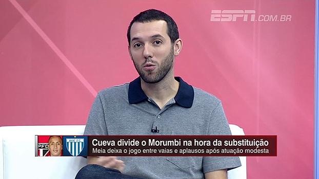 Hofman: 'Ser o maior ídolo da história do São Paulo não transforma Ceni em um grande técnico automaticamente'