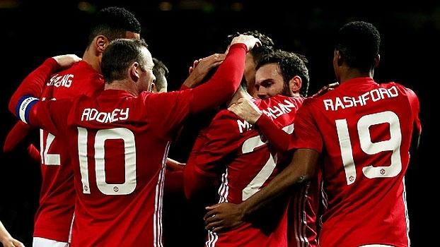 Copa da Liga Inglesa: Melhores momentos de Manchester United 2 x 0 Hull City