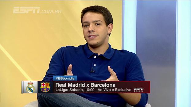 'Controla muito mais o jogo': Rafael Oliveira explica por que acha Messi mais jogador que Cristiano Ronaldo
