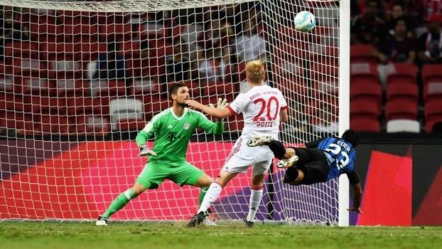 Veja os melhores momentos da vitória da Internazionale sobre o Bayern de Munique pela ICC