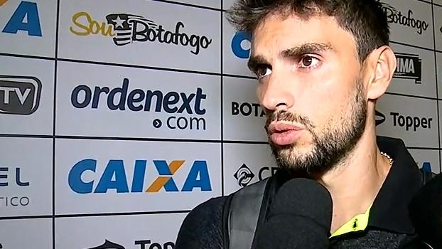 Rodrigo Pimpão diz que não esperava a virada, mas tira lições de derrota