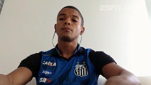 David Braz entende oscilação e elogia Vitor Bueno: 'Estamos na Liberta muito pelo o que fez ano passado'