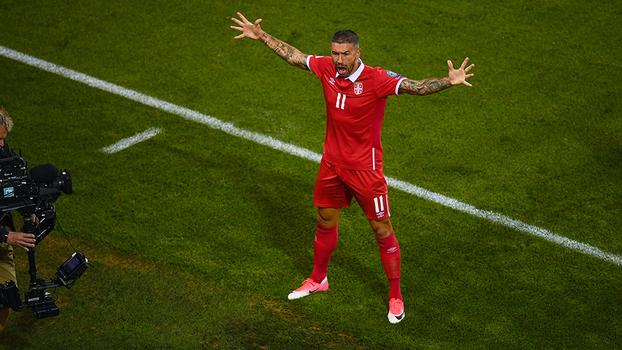 Veja o gol da vitória da Sérvia sobre a Irlanda por 1 a 0 pelas Eliminatórias Europeias
