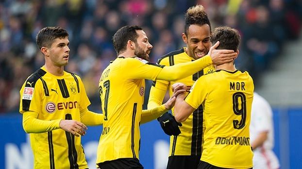 Bundesliga: Melhores momentos de Hamburgo 2 x 5 Borussia Dortmund