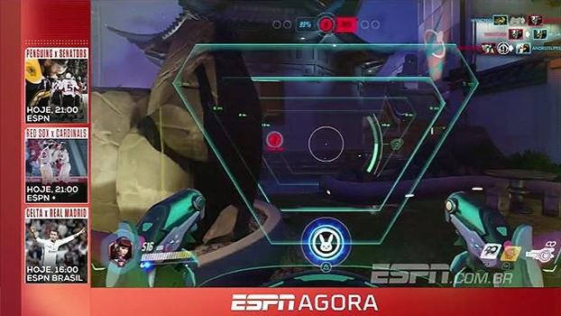 ESPN eSports dá dicas para se dar bem no FIFA e no Overwatch