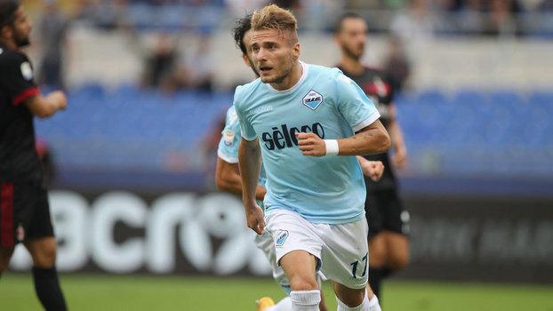 Italiano: Gols de Lazio 4 x 1 Milan