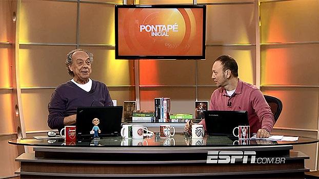 Trajano elogia participação de Eduardo Paes no 'Juca Entrevista': 'Parece que trabalha nos canais ESPN'
