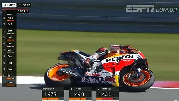 MotoGP: Melhores momentos do treino classificatório para o GP da República Tcheca
