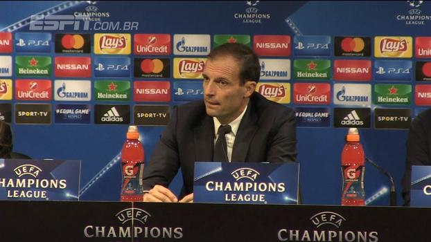 Meia do Sporting não se intimida com Juventus e pede vitória; Allegri espera partida 'bem complicada'