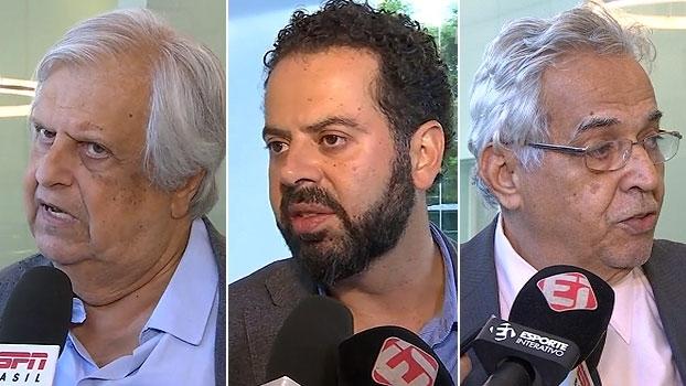 Polêmicas, discordâncias e mais: presidentes comentam mudanças no Brasileiro