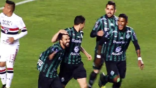 Assistir São Paulo x Juventude Copa do Brasil