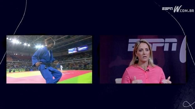 Dani Zangrando exalta ano da 'filha' Mayra Aguiar e da campeã Rafaela Silva: 'Símbolo da Olimpíada'