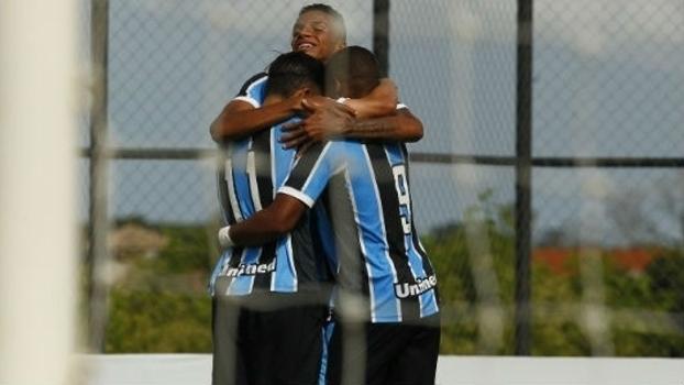 Copa São Paulo: Gols de Grêmio 4 x 0 Auto Esporte-PB