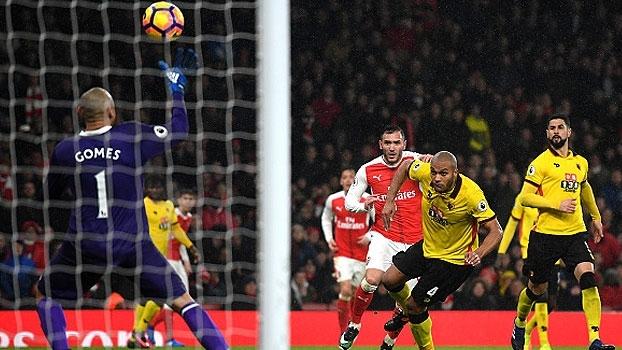 Premier League: Melhores momentos de Arsenal 1 x 2 Watford