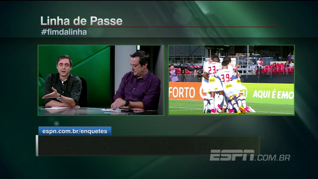 Tironi analisa elenco atual do São Paulo: 'É um time lento e com poder de marcação bem restrito. Precisa de mais'