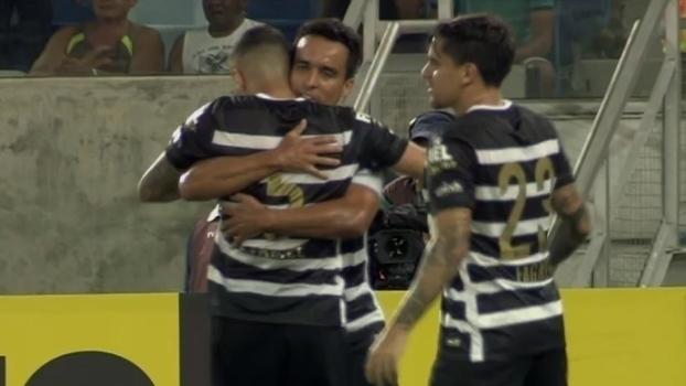 Copa do Brasil: Gols de Luverdense 0 x 2 Corinthians