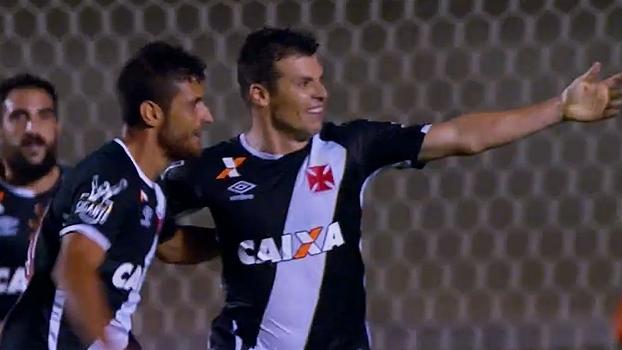 Copa do Brasil: Gols de Vila Nova 1 x 2 Vasco