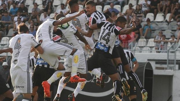 Brasileiro: Gols de Ponte Preta 1 x 1 Santos