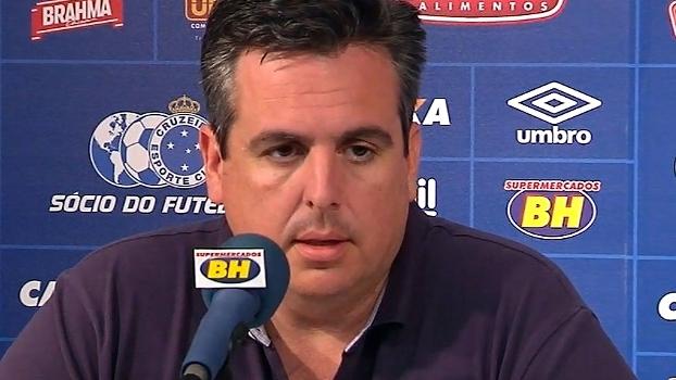 Médico do Cruzeiro explica lesão de Sóbis; Vice do clube revela conversa com jogadores e comissão