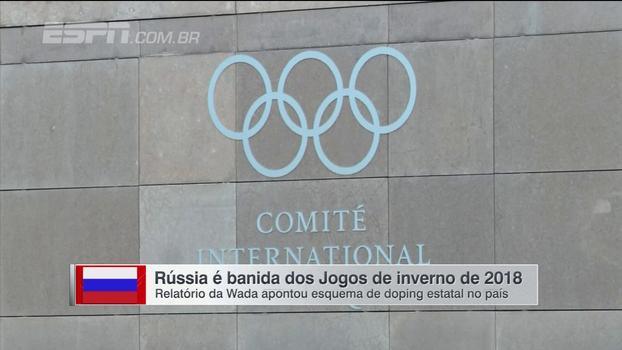 'Choque para o país', doping sistemático e 'jeitinho': entenda as complicações e consequências do banimento russo das Olimpíadas de Inverno