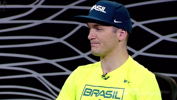 Diego Hypolito revela que passou miséria e fala sobre queda na Olimpíada: 'Me senti o maior criminoso existente'
