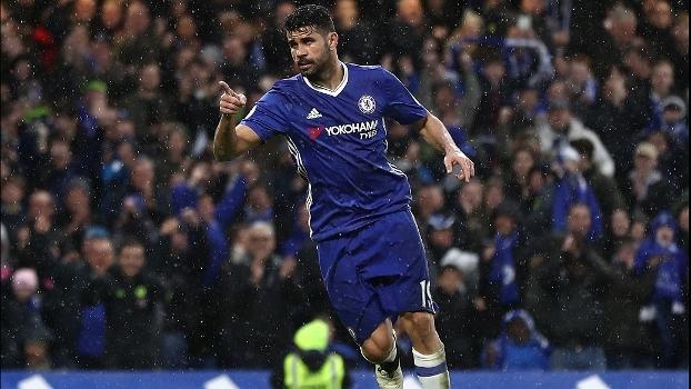 Veja os melhores momentos da vitória do Chelsea sobre o Swansea por 3 a 1
