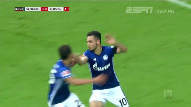 Bundesliga: Melhores momentos de Schalke 04 2 x 0 RB Leipzig