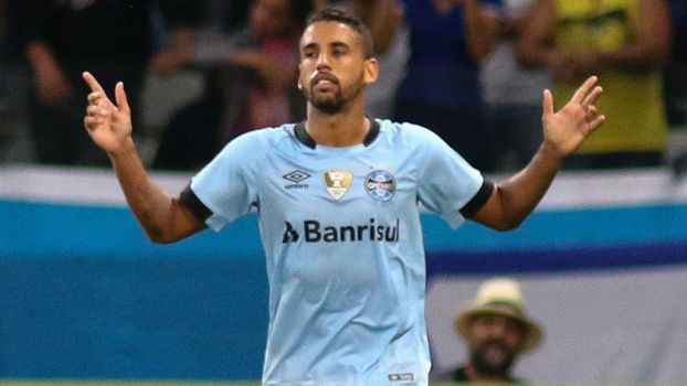 Brasileiro: Gol de Atlético-GO 0 x 1 Grêmio