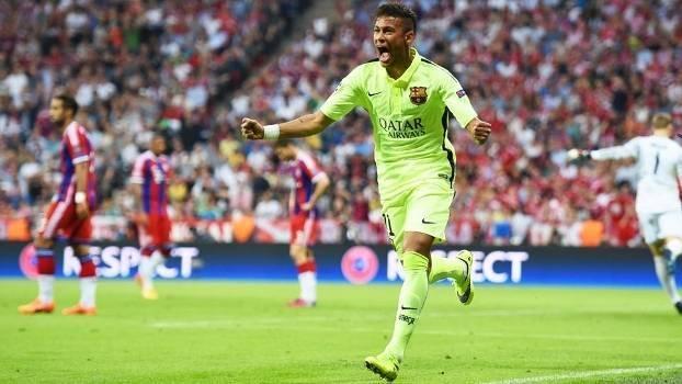 Champions League (semifinal - volta): Gols de Bayern de Munique 3 x 2 Barcelona