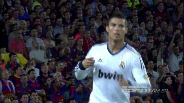 Dois de Messi, dois de Ronaldo e tudo igual! Barça e Real ficaram no empate no Espanhol em 2012