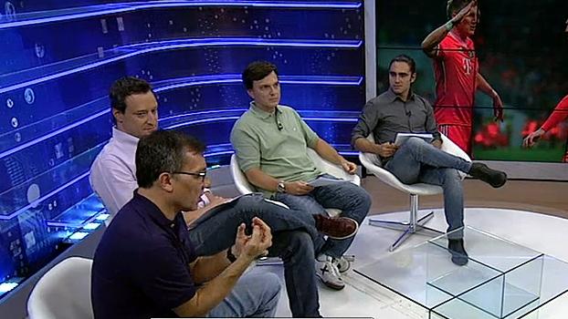 Mauro Cezar observa que 'há uma inquietude no time do Bayern'