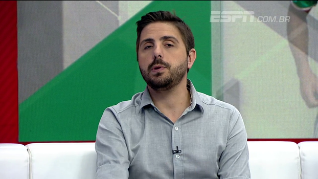 Nicola: Borja procurou diretoria do Palmeiras para informar que não quer sair