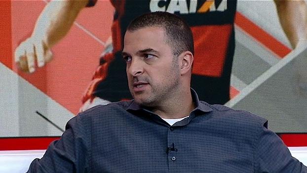 Zé Elias avalia possibilidade de Conca e Diego jogarem juntos e cobra Guerrero