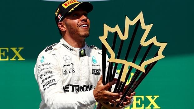 Hamilton vence com tranquilidade no Canadá; veja como foi o GP